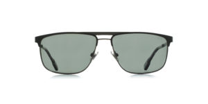 MOREL-Sunglasses-70020 black-men-sunglasses-metal-rectangle