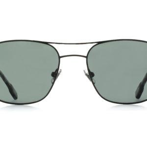 MOREL-Sunglasses-70021 black-men-sunglasses-metal-rectangle