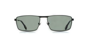MOREL-Sunglasses-70023 black-men-sunglasses-metal-rectangle