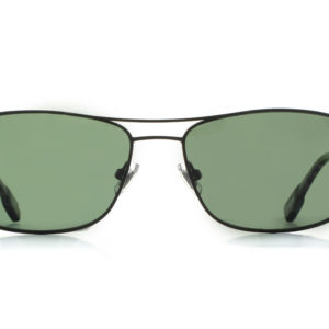 MOREL-Sunglasses-70024 black-men-sunglasses-metal-rectangle