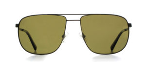 MOREL-Sunglasses-10029 brown-men-sunglasses-metal-pilot