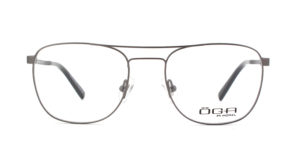 MOREL-Eyeglasses-10046 grey-men-eyeglasses-metal-pilot