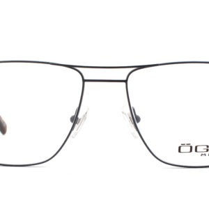 MOREL-Eyeglasses-10047 blue-men-eyeglasses-metal-rectangle