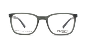 MOREL-Eyeglasses-10050 grey-men-eyeglasses-acetate-rectangle