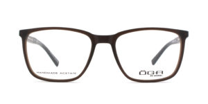 MOREL-Eyeglasses-10053 brown-men-eyeglasses-acetate-rectangle