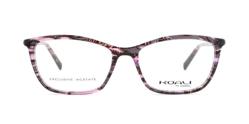 MOREL-Eyeglasses-20017 purple-women-eyeglasses-acetate-rectangle