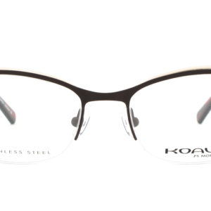MOREL-Eyeglasses-20018 brown-women-eyeglasses-metal-rectangle