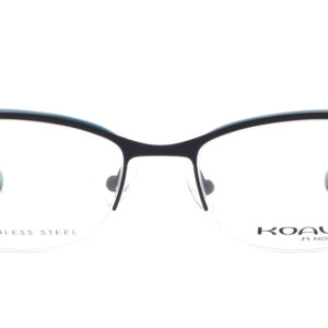 MOREL-Eyeglasses-20020 blue-women-eyeglasses-metal-rectangle