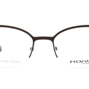 MOREL-Eyeglasses-20021 brown-women-eyeglasses-metal-oval