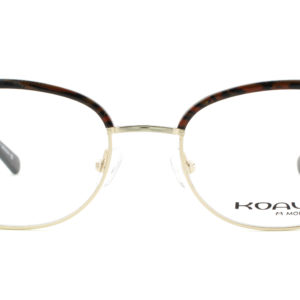 MOREL-Eyeglasses-20024 brown-women-eyeglasses-mixed-rectangle