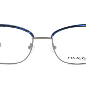 MOREL-Eyeglasses-20025 blue-women-eyeglasses-mixed-rectangle