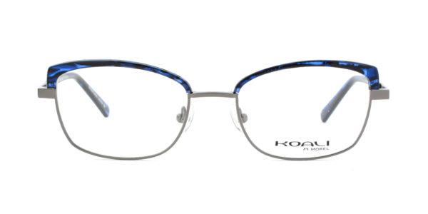 MOREL-Eyeglasses-20025 blue-women-eyeglasses-mixed-rectangle