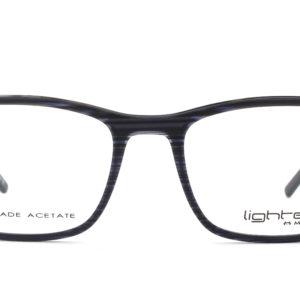 MOREL-Eyeglasses-30023 black-men-eyeglasses-mixed-rectangle