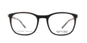 MOREL-Eyeglasses-30025 black-men-eyeglasses-mixed-pantos