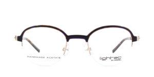 MOREL-Eyeglasses-30034 purple-women-eyeglasses-mixed-round
