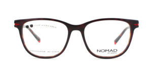 MOREL-Eyeglasses-40005 red-women-eyeglasses-acetate-rectangle
