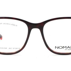 MOREL-Eyeglasses-40005 red-women-eyeglasses-acetate-rectangle