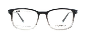 MOREL-Eyeglasses-40024 black-men-eyeglasses-acetate-rectangle