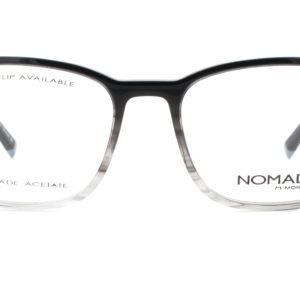 MOREL-Eyeglasses-40024 black-men-eyeglasses-acetate-rectangle