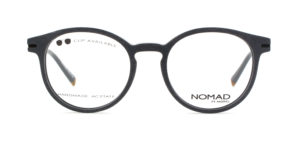 MOREL-Eyeglasses-40025 grey-men-eyeglasses-acetate-pantos