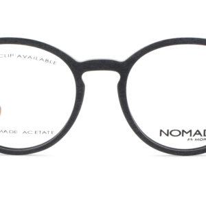 MOREL-Eyeglasses-40025 grey-men-eyeglasses-acetate-pantos