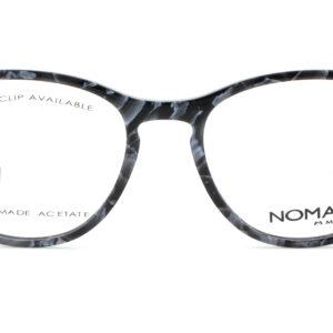 MOREL-Eyeglasses-40028 black-women-eyeglasses-acetate-rectangle