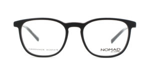 MOREL-Eyeglasses-40029 black-men-eyeglasses-acetate-pantos