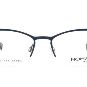 MOREL-Eyeglasses-40034 blue-women-eyeglasses-metal-rectangle