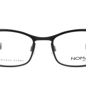 MOREL-Eyeglasses-40035 black-women-eyeglasses-metal-rectangle