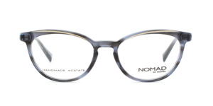 MOREL-Eyeglasses-40037 black-women-eyeglasses-acetate-oval