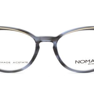 MOREL-Eyeglasses-40037 black-women-eyeglasses-acetate-oval