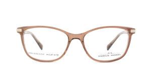 MOREL-Eyeglasses-50025 brown-women-eyeglasses-acetate-rectangle