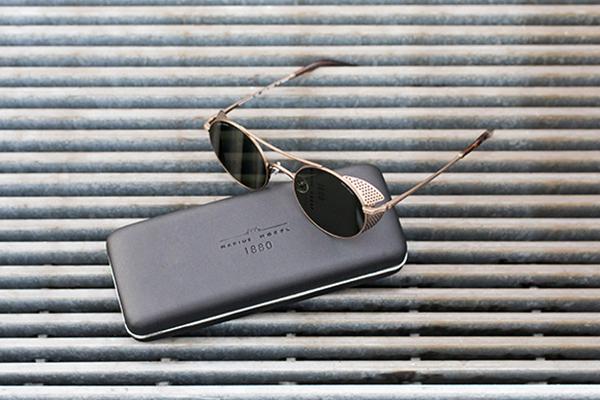 Morel sunglasses for winter