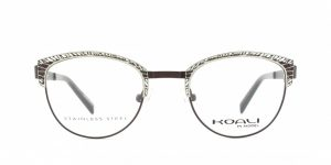MOREL-Eyeglasses--Women Eyeglasses-Metal-oval