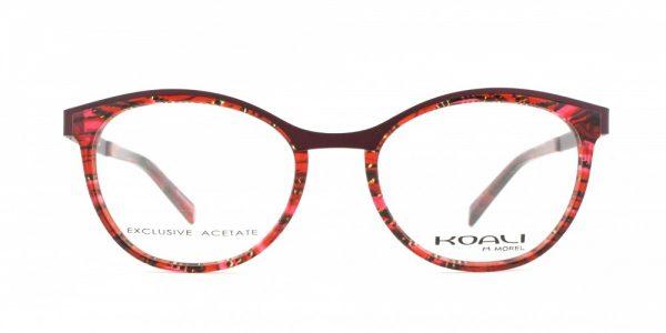MOREL-Eyeglasses--Women Eyeglasses-Mixed material-oval