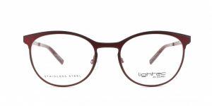 MOREL-Eyeglasses--Women Eyeglasses-Metal-oval