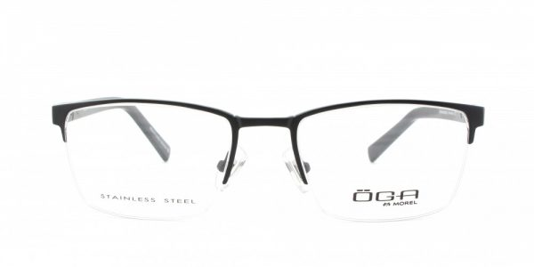 MOREL-Eyeglasses--Men Eyeglasses-Metal-retangle