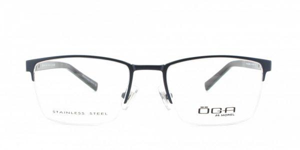 MOREL-Eyeglasses--Men Eyeglasses-Metal-retangle