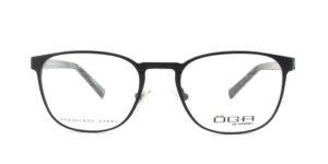 MOREL-Optique-10013 noir-Optique Homme-metal-pantos