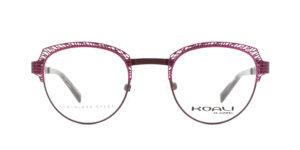 MOREL-Optique-20003 rose-Optique Femme-metal-pantos