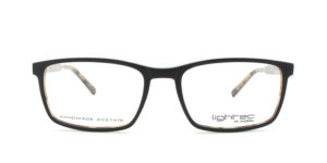 MOREL-Optique-30002 noir-Optique Homme-plastic-rectangle
