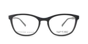 MOREL-Optique-30006 noir-Optique Femme-plastic-rectangle