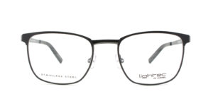 MOREL-Optique-30013 noir-Optique Homme-metal-pantos