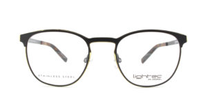 MOREL-Optique-30016 noir-Optique Homme-metal-pantos