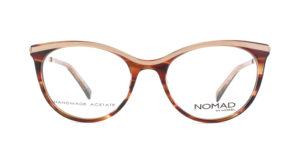 MOREL-Optique-40021 marron-Optique Femme-plastic-ovale