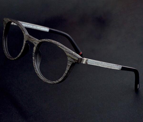 Woody 2, les lunettes en bois made in Morel