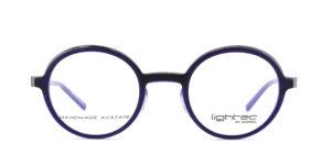 MOREL-Optique-8248L violet-Optique Femme-combiné-rond