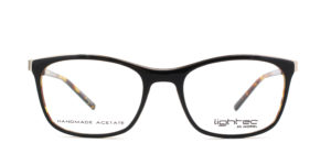 MOREL-Optique-8252L noir-Optique Femme-combiné-rectangle
