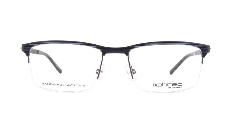 MOREL-Optique-30030 noir-Optique Homme-combiné-rectangle