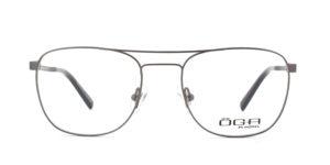 MOREL-Optique-10046 gris-Optique Homme-metal-pilote